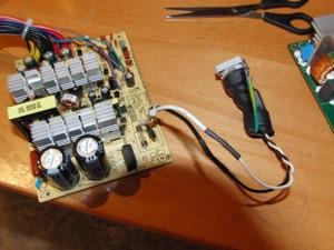 PowerMac G5 PSU repair